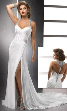 Maggie Sottero Delanie: buy this dress for a fraction of the salon price on PreOwnedWeddingDresses.com
