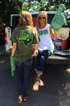 Barefoot LOVES Baylor!! #BarefootCO #Baylor