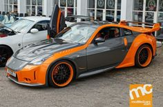 Modified 2004 Nissan 350Z