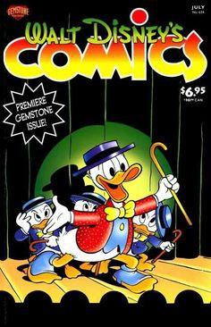 Walt Disney's Comics and Stories 634