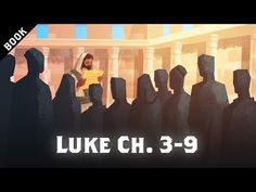 Luke Chapter 3 is a great account of Christianity in ancient times even before Jesus came along. John's faith in God is encouraging for other Christians to strive to preach God's word and show people to God's word. Bible Stories For Kids, Bible Study For Kids, Jesus History, New Testament Bible, Gospel Of Luke, Religious Studies, Christian Videos, Jesus Quotes, Faith In God