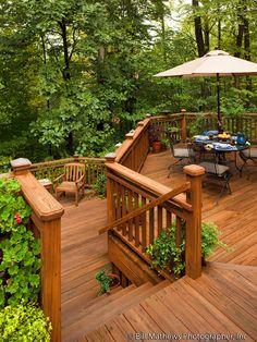 Contemporary Porch Design, Pictures, Remodel, Decor and Ideas