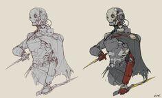 ArtStation - Assassin, Ching Yeh