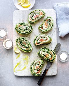 Salmon roulade was a classic 1970s dinner party starter. Cookery assistant Ella Tarn has given the retro dish a new lease of life and bought it up-to-