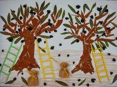 Advent Calendar, Autumn, Holiday Decor, Speech Pathology, Kids, Painting, Google, Art, Olive Oil