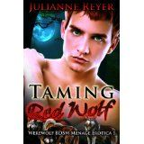 Taming Red Wolf (Werewolf Erotic Romance) (Red Wolf #1) (Kindle Edition)By Julianne Reyer