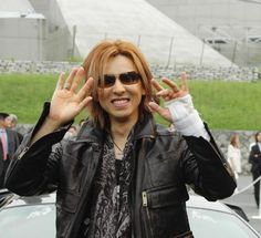 Yoshiki hayashi, drummer X japan . Gackt, Visual Kei, Music Artists, Japan, Yoshi, Cute, People, Smile, Beautiful