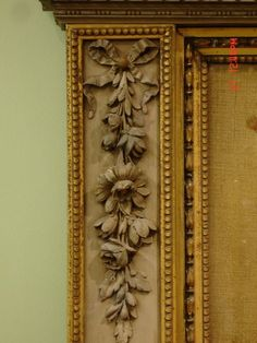 antique french trumeau mirror - Google Search