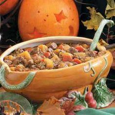 ~ Pumpkin Stew ~