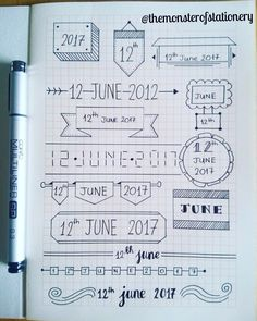 Ufu - Journal Ideas - JournalIdeen UfuUfu - Journalideen - JournalIdeen Ufu Apuntes Bonitos ✍️ Journalideen Ufu Apuntes An old route from my planner. Bullet Journal School, Bullet Journal Headers, Bullet Journal Banner, Bullet Journal Notebook, Bullet Journal 2019, Bullet Journal Ideas Pages, Bullet Journal Inspiration, Notebook Doodles, Bullet Journal Boxes