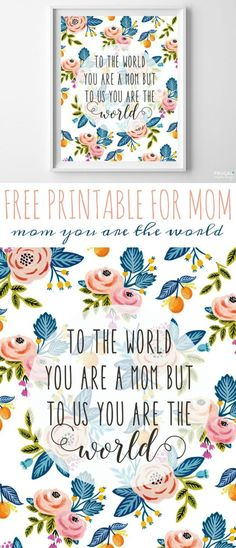 15 Ideas birthday card craft for mom free printable Mum Birthday Gift, Birthday Presents For Mom, Birthday Quotes For Daughter, Birthday Crafts, Birthday Wishes, Birthday Recipes, Husband Birthday, Birthday Cards For Mother, Birthday Nephew