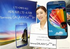 Samsung ships 150k Galaxy S4 LTE-A units in Korea - AndroRat