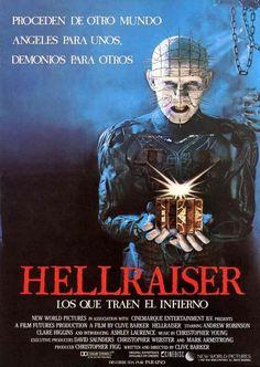 Hellraiser 1987 Film  Director: Clive Barker
