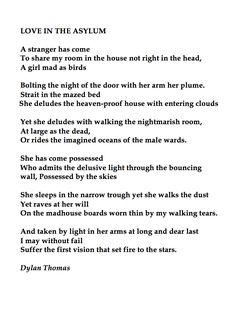 Dylan Thomas | British author