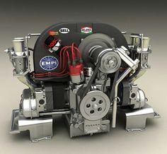VW Okrasa engine
