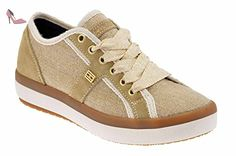 Tommy Hilfiger Baskets Stacy 4C2 - beige - 39 - Chaussures tommy hilfiger (*Partner-Link)