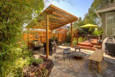 Asian Landscape Design Portland, Oregon | Landscape Exterior Design | Paradise Restored