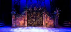 midsummer night's dream set | Midsummer Night's Dream