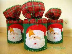 más y más manualidades: Recicla latas para empacar tus detalles navideños de manera original