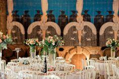 Las 30 ideas más extraordinarias para decorar las mesas del banquete de bodas 2016 Image: 0