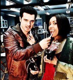 Enzo and Bonnie