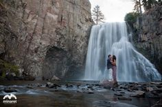 My sister's engagement photos... It was honestly breath taking. Taken in Mammoth Lakes, CA by @Minaret Photography-Brandon Russell