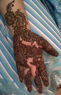 mehndi step by step tutorial - Google Search