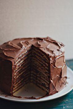 Smith Island Cake, em 12 camadas!