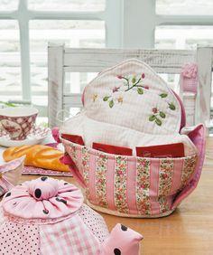 Tea bag free pattern