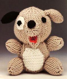 Este adorable perrito está tejido con dos agujas, es el regalo perfecto para alegrar las tardes de cualquiera que se deje abrazar un poquito. Les comparto las instrucciones, están tomadas de un patrón en inglés.. así que cualquier cosa que no quede clara me avisan y lo revisamos. Tamaño Unos 18 cm de alto (dependiendo del grosor de la lana [...]