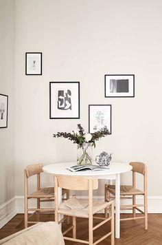 Turn of the century home in beige - via Coco Lapine Design blog