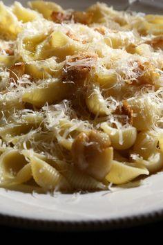 Roasted Garlic and Parmesan Pasta Recipe   POPSUGAR Food