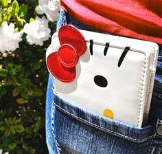 Hello Kitty Wallet Planner