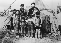 Old Photos - Cree | www.American-Tribes.com