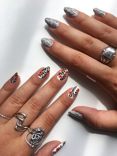 Nail Designs, Photo And Video, Abstract, Nails, Photography, Beauty, Instagram, Summary, Finger Nails