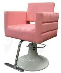 Honey Salon Haircut Chair Hair Salons Fashion Black-and-white Beauty-care Chair Stool Rotating Lifting 930 C