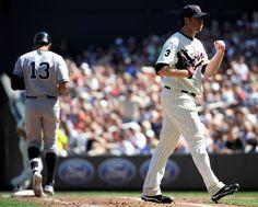 Phil Dumatrait- Michael BBA Baseball