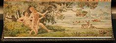 Garden of Eden, Foreedge Painting