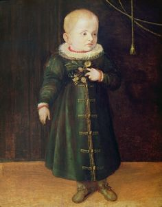 Portrait of a child, Anguissola, Sofonisba (c.1532-1625) / © The Trustees of the Weston Park Foundation, UK