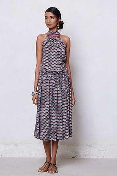 Anthropologie - Juxtapose Dress