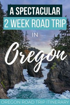 Plan the perfect road trip in Oregon, including all the best stops, the best things to do in Oregon, and where to eat, drink, stay, and play. This complete Oregon road trip itinerary has a guide for two weeks, plus more options if you have more time. Oregon Road Trip, Us Road Trip, Oregon Travel, Road Trip Hacks, Usa Travel, Canada Travel, Road Trip Destinations, Road Trip Essentials, United States Travel