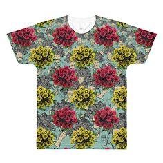Colorful Art Shirt XXII