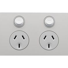 Image result for clipsal saturn zen white power point Electrical Switches, Home Automation, Zen, Villas, Image, Electrical Breakers, Villa, Mansions