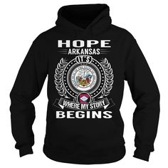 Hope, Arkansas Its Where My Story Begins