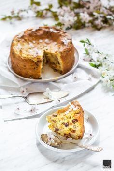 Przepis na zdrowy fit sernik wiedeński z kaszy jaglanej pełen bakalii, bez cukru, bez glutenu i bez nabiału. Idealny na Święta lub Wielkanoc.