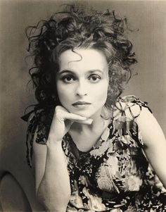 """I'm drawn to emotionally damaged characters because there is more to unlock"" -Helena Bonham Carter"