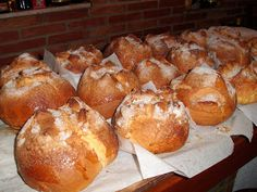 Donuts, Pan Dulce, Spanish Food, Empanadas, Muffin, Food And Drink, Favorite Recipes, Breakfast, Ethnic Recipes