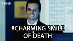 Charming Smile of Death - for you Hannah ( I don't know how to send it to you )