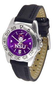 Northwestern State Demons NSU NCAA Womens Sport Wrist Watch SunTime. $56.95