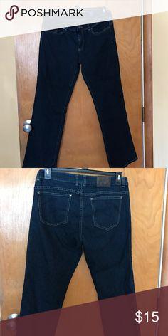 Jockey blue jeans Excellent shape! Comfort and style! Jockey Jeans Straight Leg
